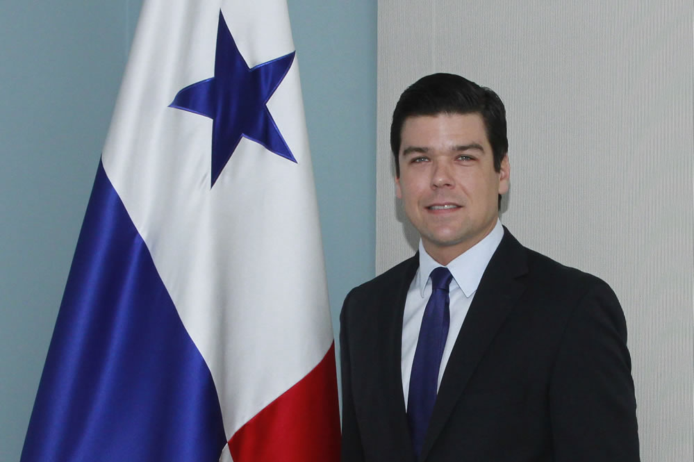Panama by H.E. Ambassador Daniel Fábrega, Ambassador of Panama to the UK