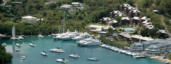 Capella Marigot Bay St Lucia Hotel & Marina