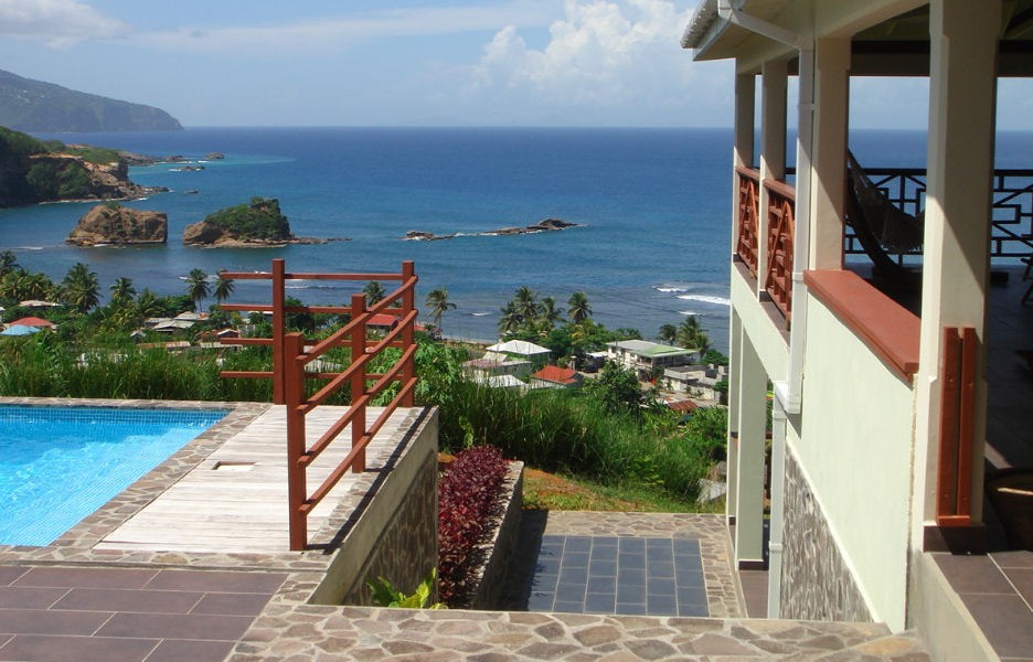 4 Bedroom Home For Sale Calibishie Dominica 7th Heaven