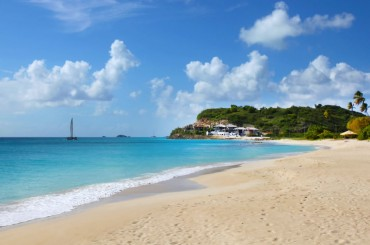 Beachfront apartments for sale, Antigua - beach and sea