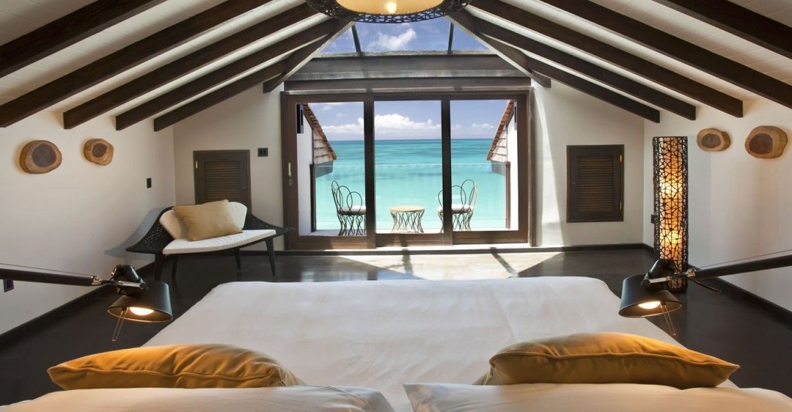 Beachfront apartments for sale, Antigua - sea view
