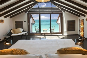 Beachfront apartments for sale, Antigua - sea view
