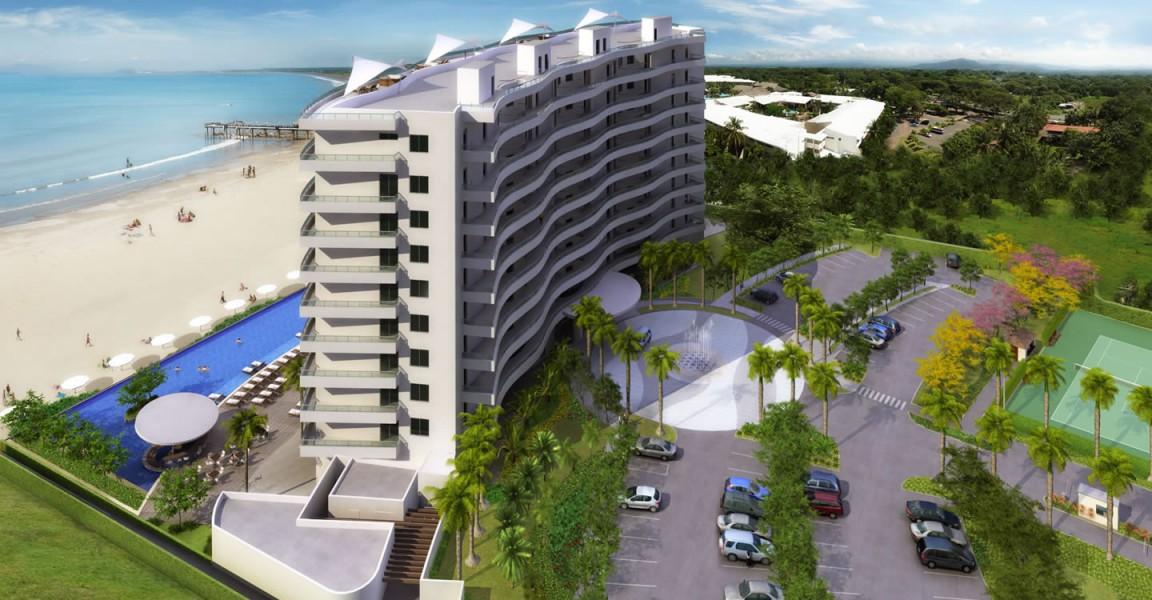 Beachfront Penthouse Condos For Sale Puntarenas Costa