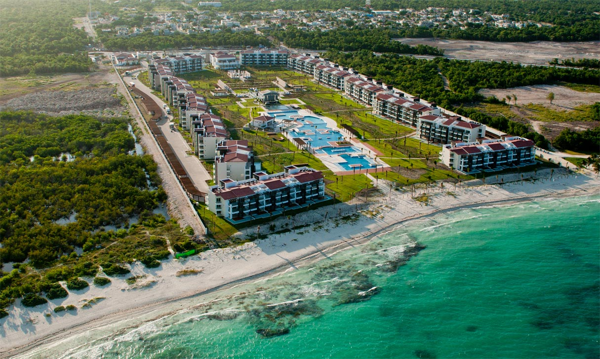 2 4 Bedroom Beachfront Condos For Sale Riviera Maya on Anguilla Real Estate Home For Sale
