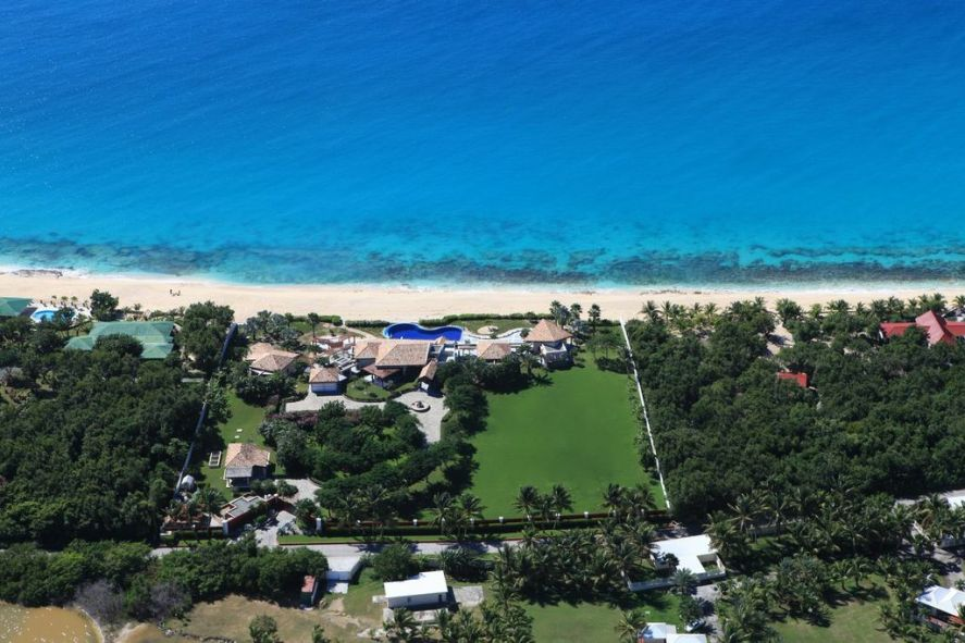 Beachfront Homes For Sale In St Barts