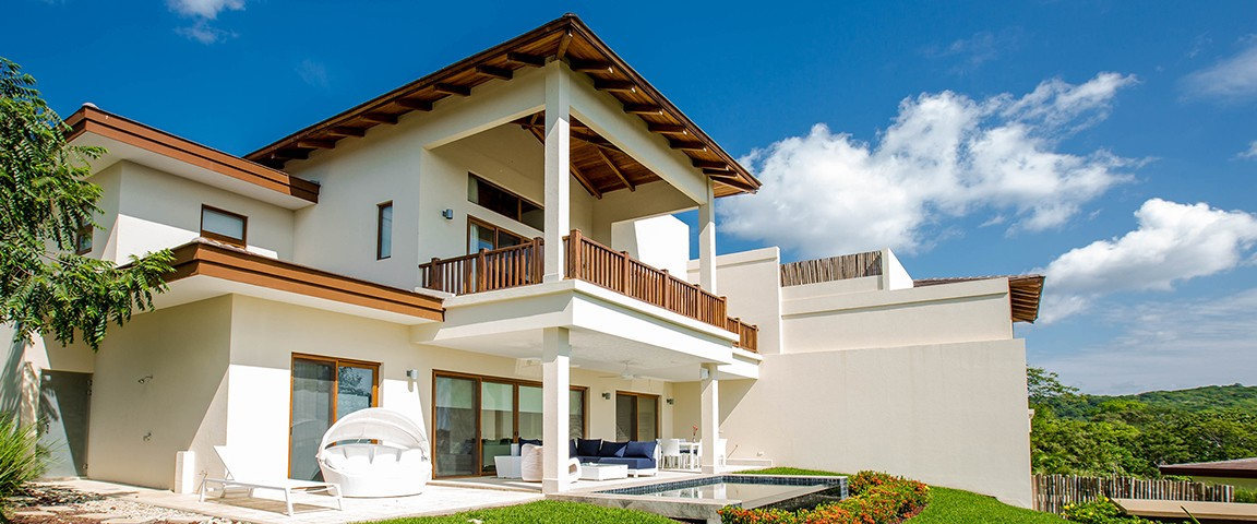 Beach Houses For Sale In Nicaragua Part - 23: 4-5 Bedroom Beachfront Homes For Sale, Emerald Coast, Nicaragua