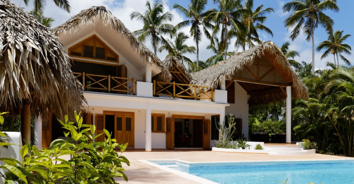 Dominical beach homes