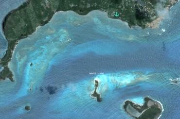 Luxury beachfront home for sale, Carriacou, Grenada Grenadines - aerial