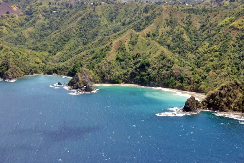 100 Acres Of Land For Sale Cotton Bay Tobago 7th