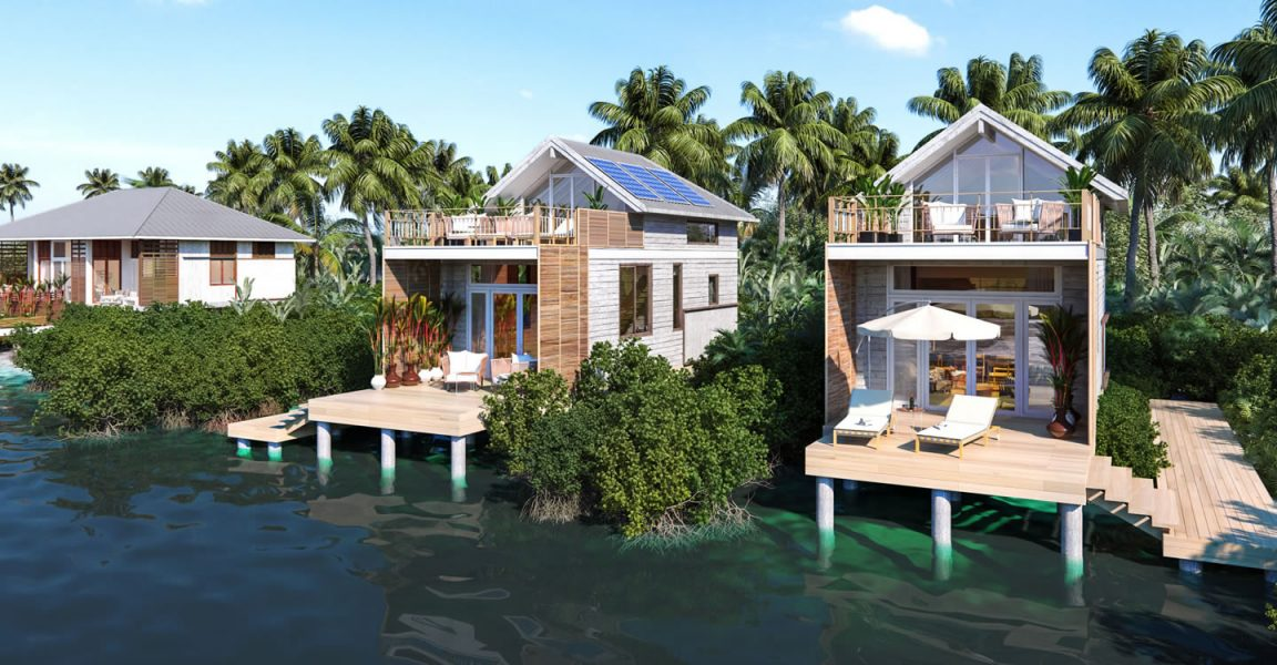 1 Bedroom Luxury Lagoon Lofts For Sale Placencia Belize