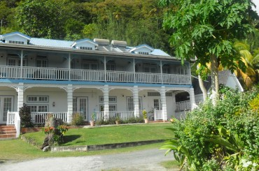 Boutique hotel for sale, Soufriere, St Lucia - rooms