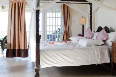 Boutique hotel for sale, Soufriere, St Lucia - bedroom