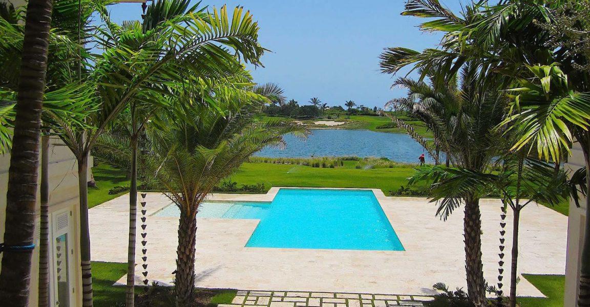Elegant 5 bedroom home for sale punta cana dominican for Homes for sale dominican republic punta cana