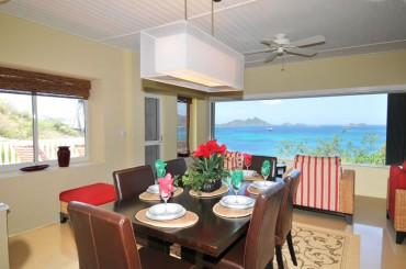 Home for sale, Carriacou, Grenada Grenadines - dining room