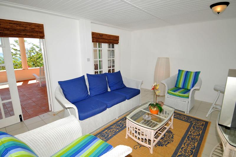 Home for sale, Carriacou, Grenada Grenadines - living room