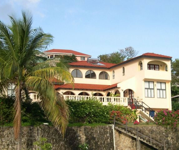 3 Bedroom Waterfront Home For Sale, St George's, Grenada