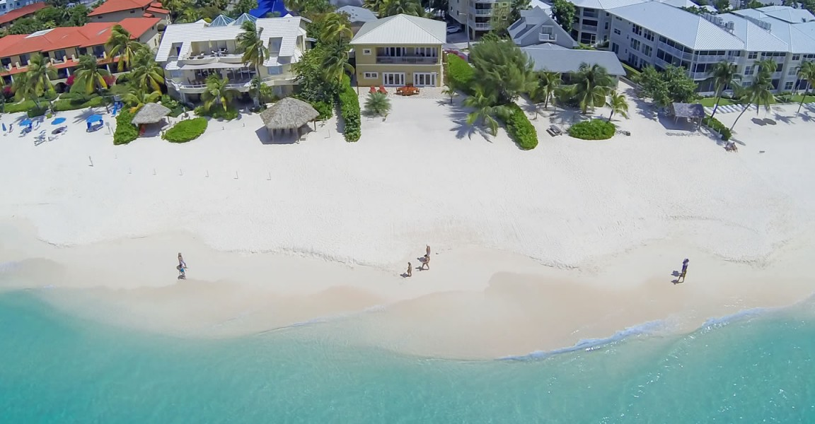 Beachfront Home For Sale Cayman Islands