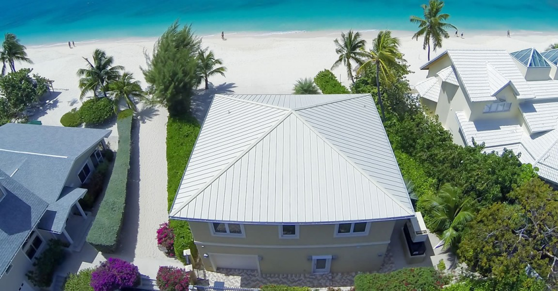 4 Bedroom Beachfront Home For Sale Seven Mile Beach Grand Cayman