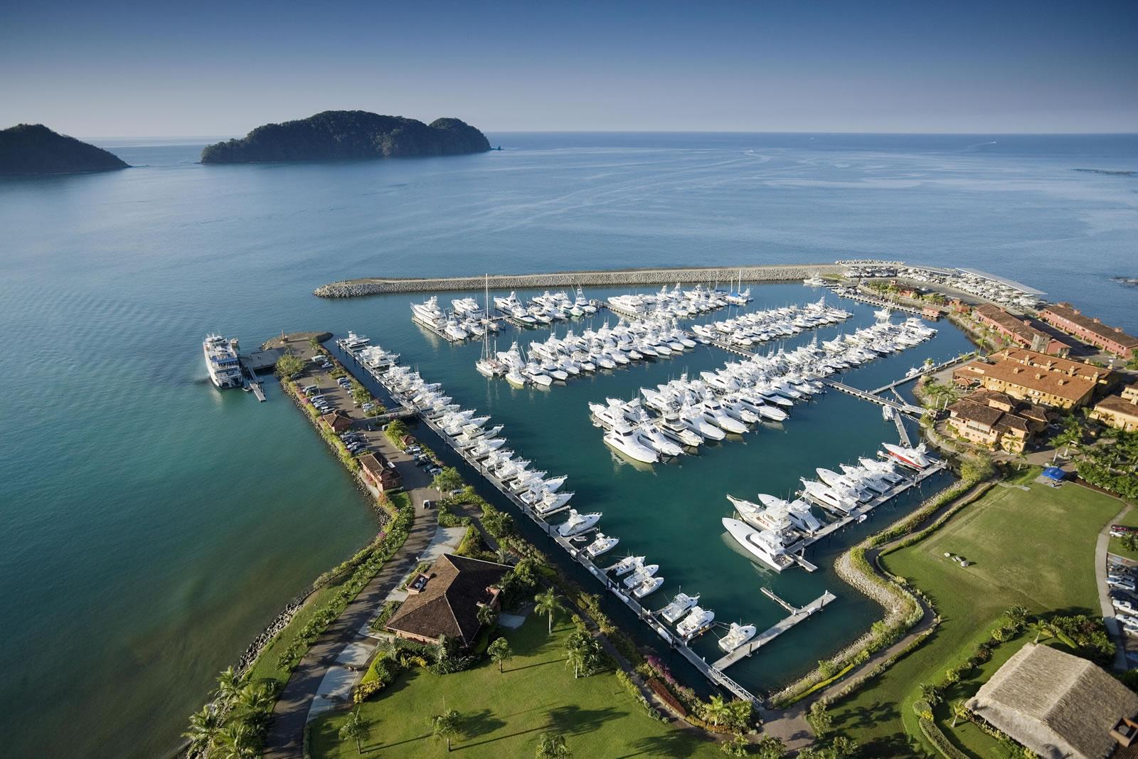 Luxury Golf Estate Homes For Sale In Beach Golf And Marina Resort Jaco Puntarenas Costa Rica