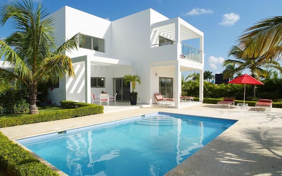 Dominican Republic Villa On The Beach For Sale