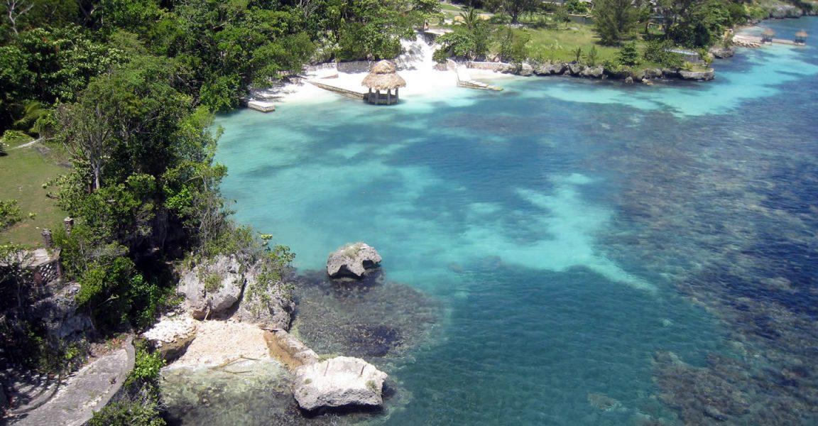 Beachfront hotel for sale in Ocho Rios, Jamaica