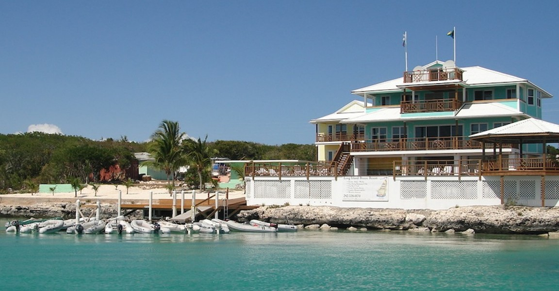 Boutique Waterfront Hotel For Long Island Bahamas 7th Heaven Properties