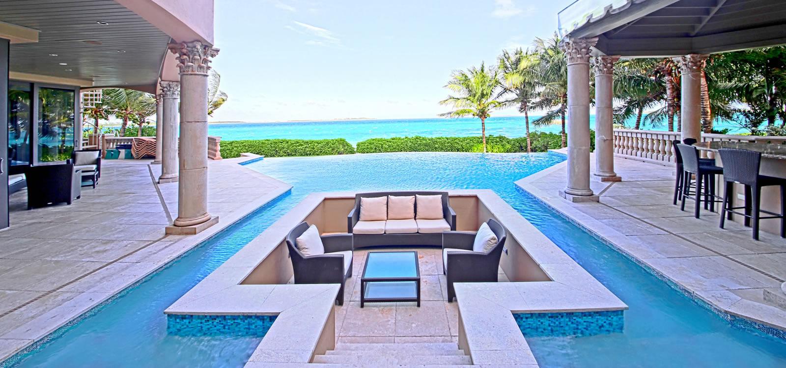 Luxury Beachfront Home For Sale Paradise Island Bahamas 2