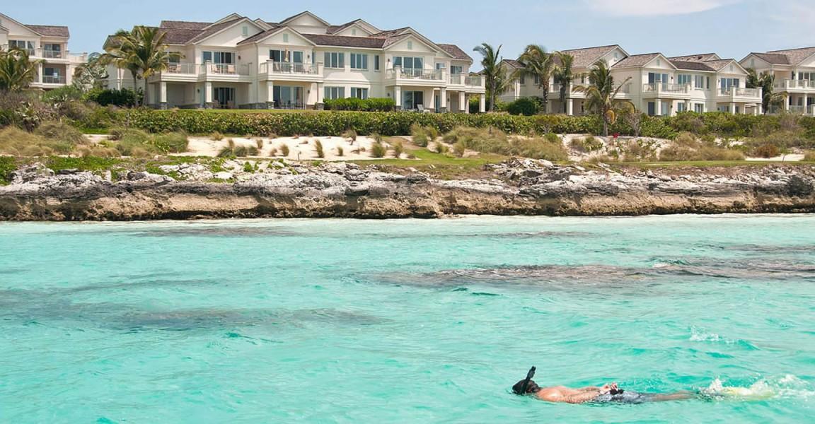 Luxury condos for sale, Great Exuma, Bahamas - beach