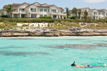 Luxury condos for sale, Great Exuma, Bahamas - beach