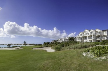 Luxury condos for sale, Great Exuma, Bahamas - golf course