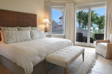 Luxury condos for sale, Great Exuma, Bahamas - bedroom