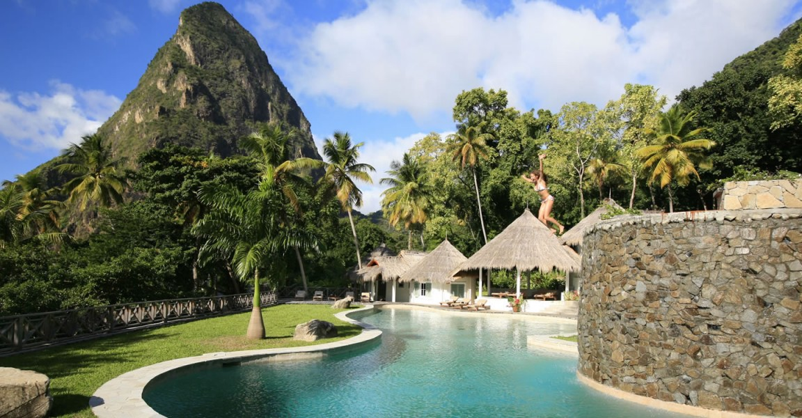 St Lucia Beachfront Property For Sale