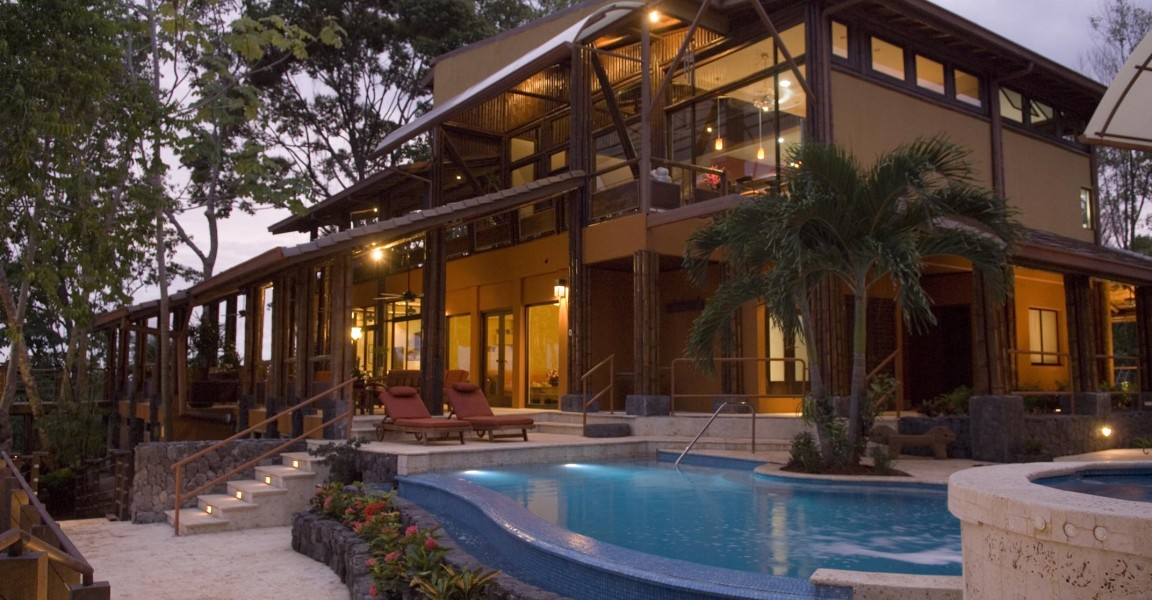 5 Bedroom Luxury Home For Sale Dominical Puntarenas