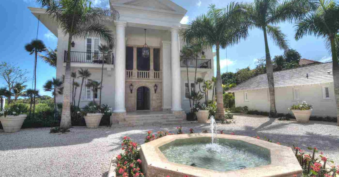 7 bedroom luxury home for sale punta cana dominican for Homes for sale dominican republic punta cana