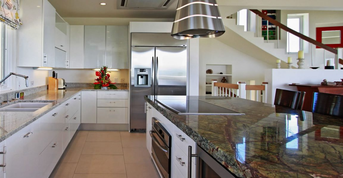 Luxury home for sale in St Kitts, Southeast Peninsula - kitchen