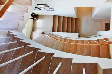 Luxury home for sale in St Kitts, Southeast Peninsula - stairs