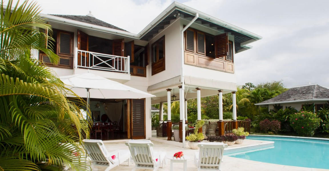 6 Bedroom Luxury Home For Sale, Tryall Club, Hanover, Jamaica