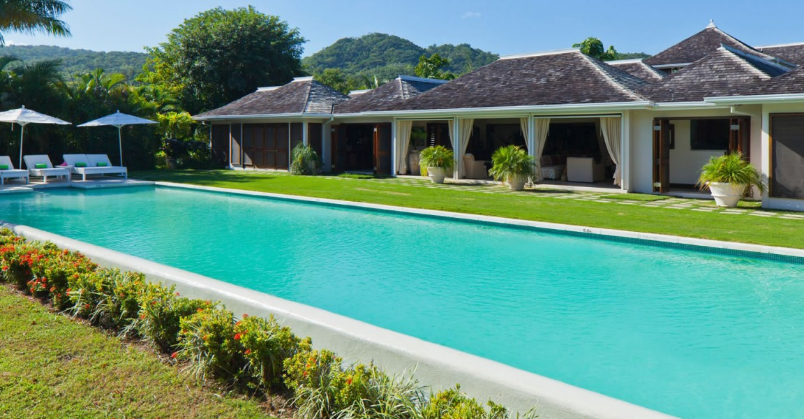 6 Bedroom Luxury Home For Sale Tryall Club Hanover Jamaica 7th Heaven Properties