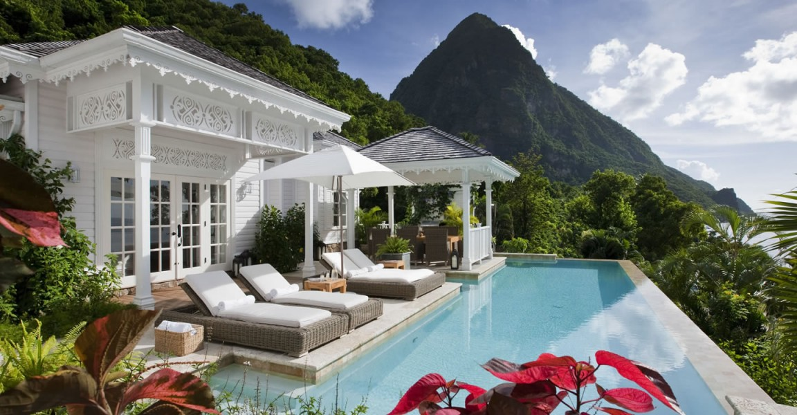 3 4 Bedroom Luxury Homes For Sale Val Des Pitons Near