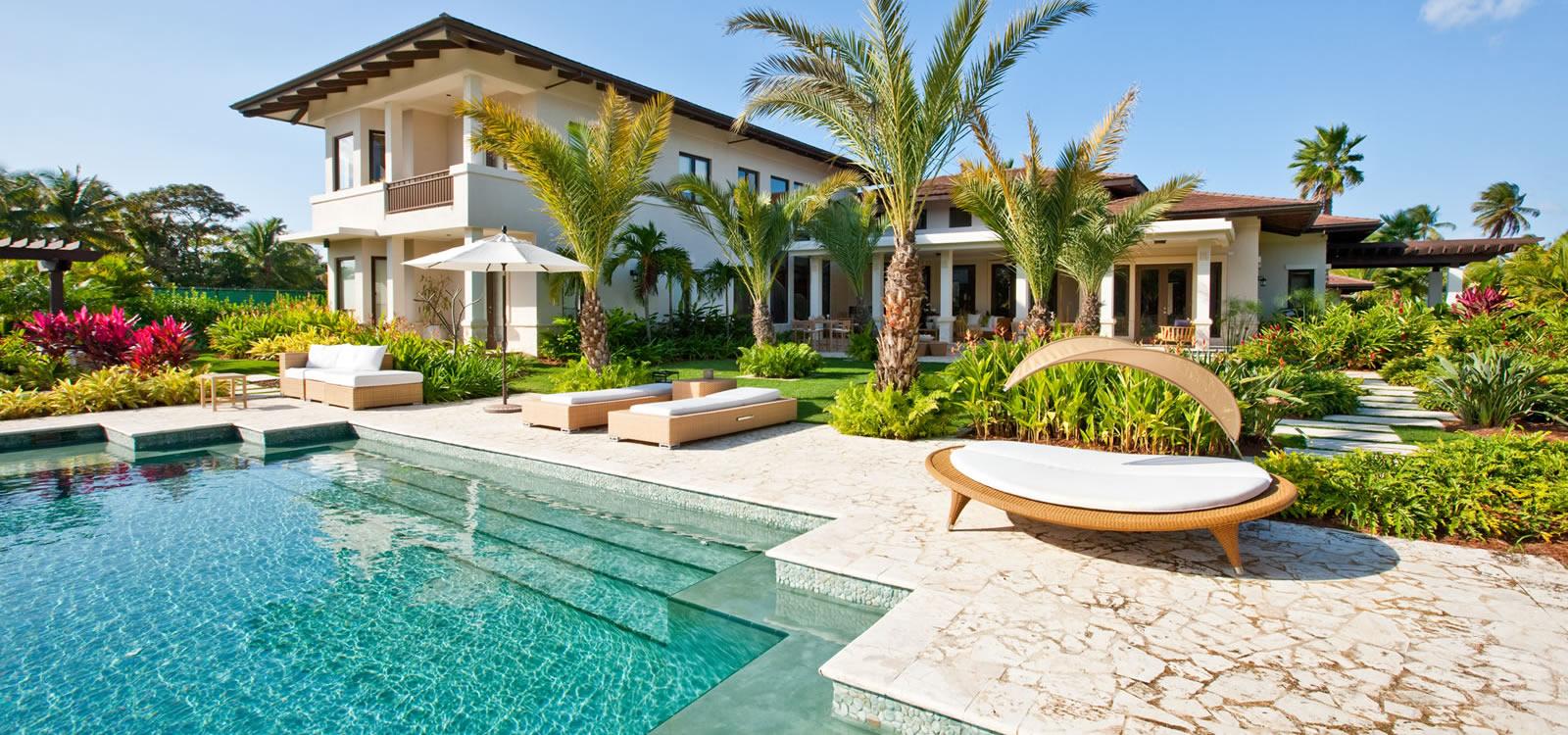 custom luxury homes for sale in beach resort rio grande