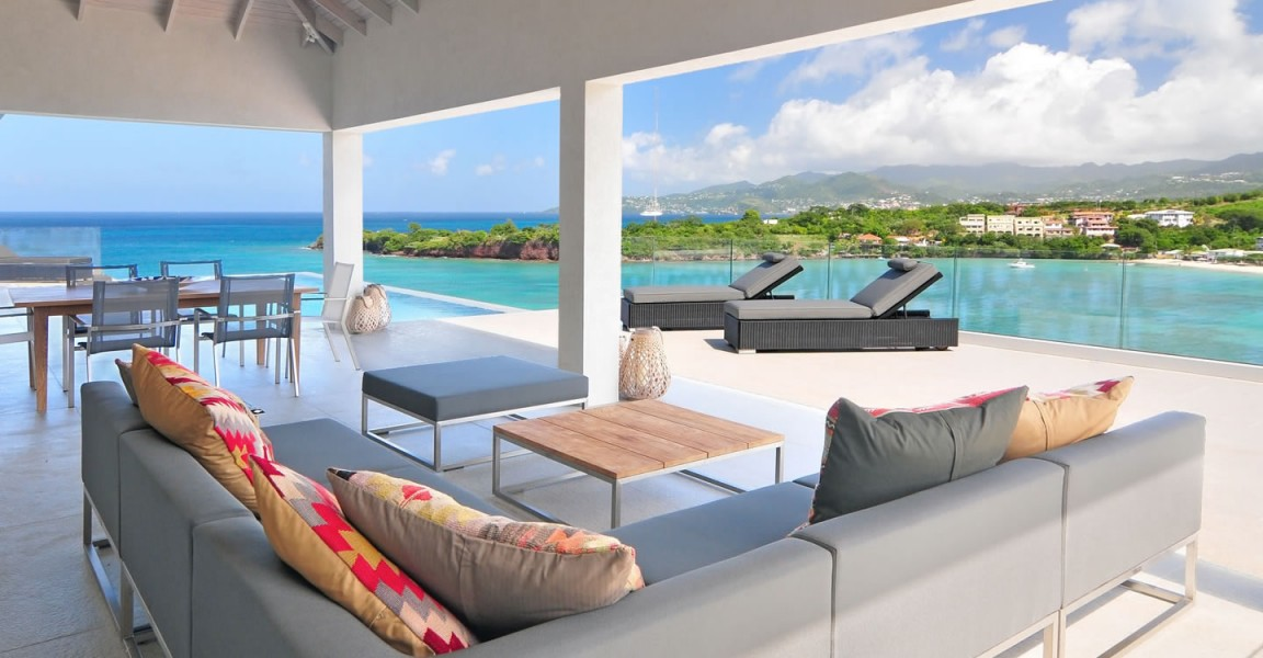 5 Bedroom Luxury Homes For Sale, Morne Rouge, Grenada