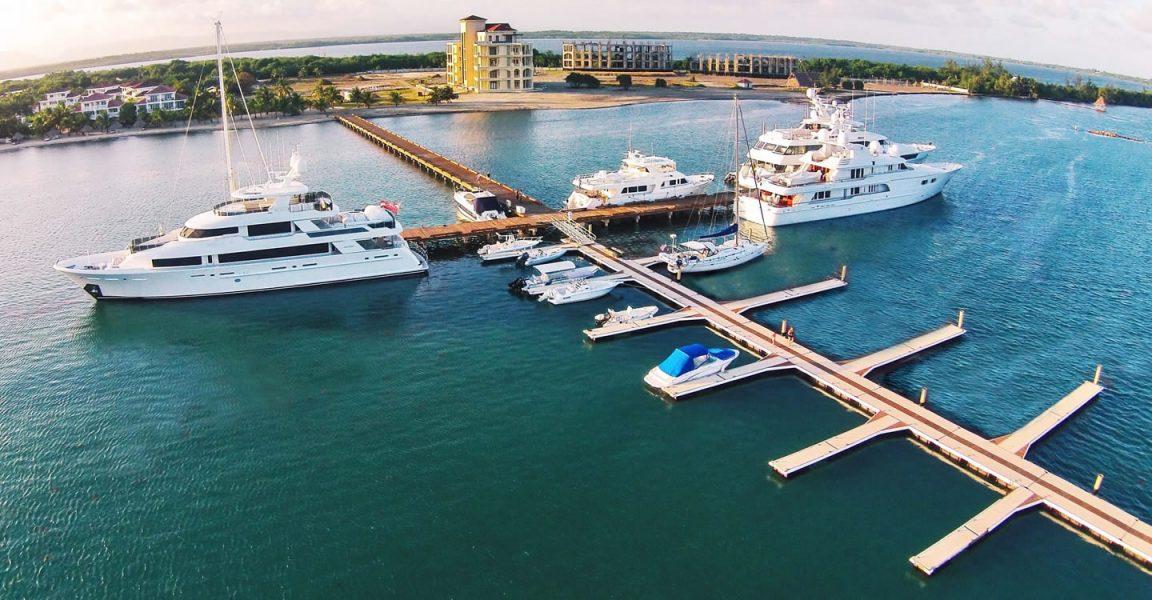 Placencia Marina, Belize