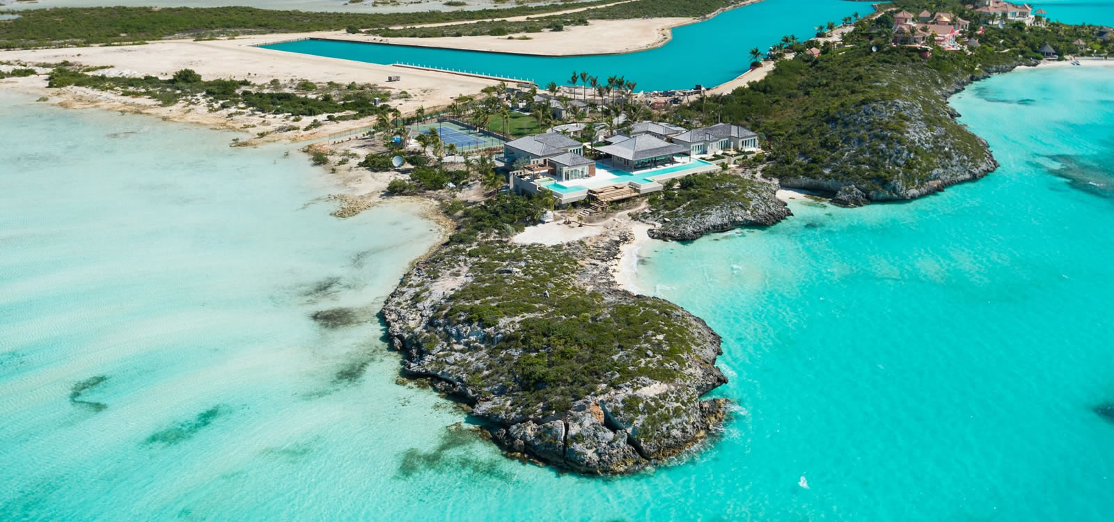 Ultra-luxury beachfront home for sale, Providenciales , Turks & Caicos