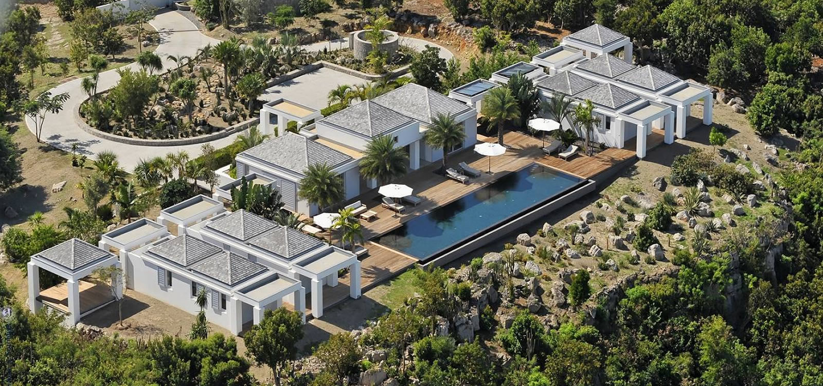 Ultra Luxury Villa For Sale In St Barts