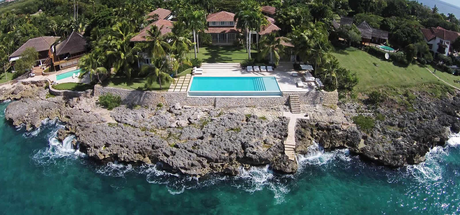 One of the most lavish Caribbean mansions for sale - La Romana, Dominican Republic