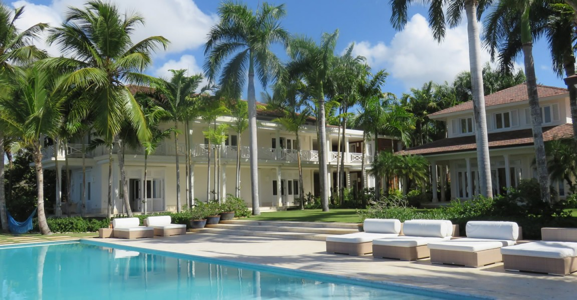 6 bedroom ultra luxury waterfront home for sale la romana for Luxury homes for sale la