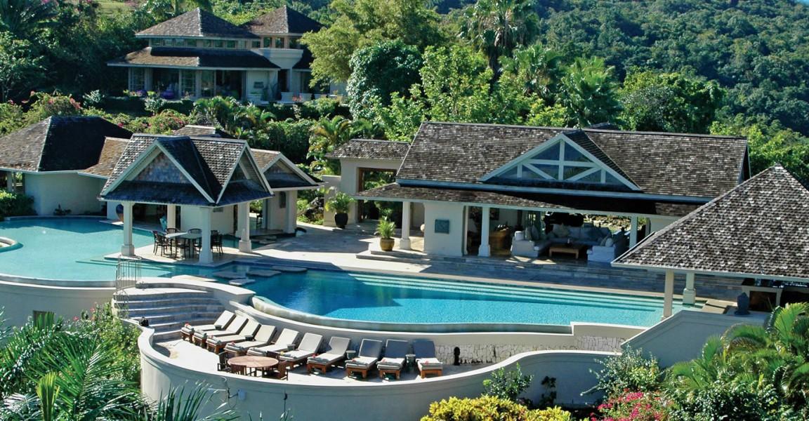 Opulent mansion for sale in Montego Bay, Jamaica