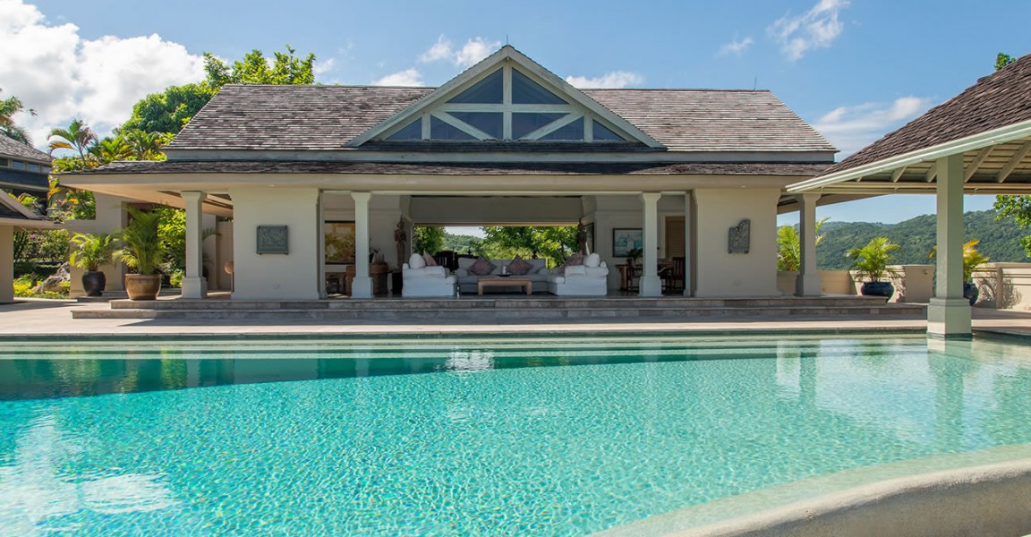 10 Bedroom Ultra Luxury Villa For Sale In Montego Bay