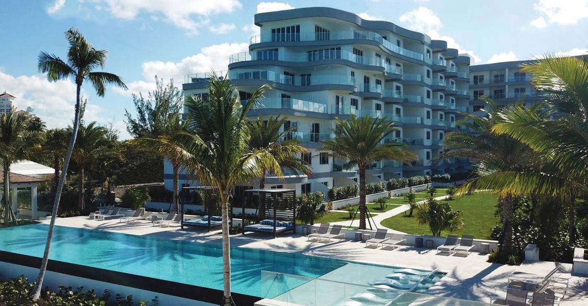 1 Bedroom Beachfront Apartments Cable Beach Nau Bahamas