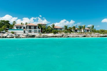 One of the most spectacular mansions for sale in the Turks & Caicos